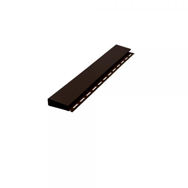 Наличник широкий, 3050 мм Темно-коричневый